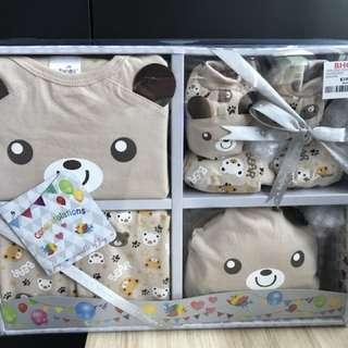 Newborn gift set - 5pcs