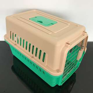 Pet carrier cage carry box dog cat kitten puppy not backpack