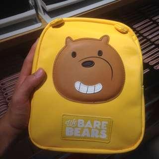 We Bare Bears Mini Bag For Kids
