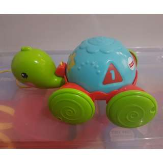 Pull Along Turtle (FURTHER PRICE REDUCTION)