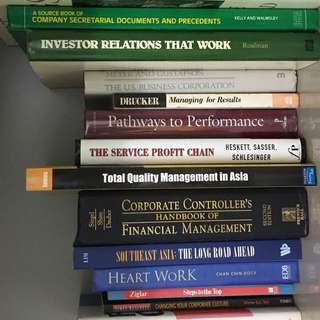 Investment/management/corporate/southeast asiabooks