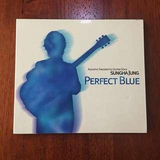 SUNGHA JUNG PERFECT BLUE ALBUM CD