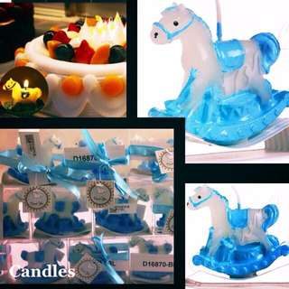 Candle Give - Aways