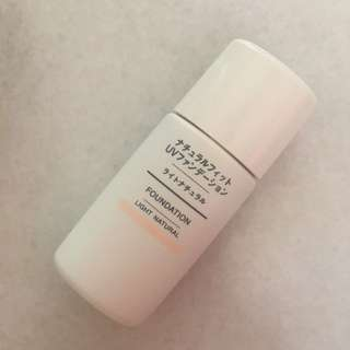 MUJI Liquid Foundation