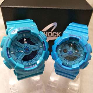 Promo g shock couple