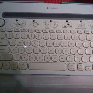Keyboard logitech k480 bluetooth
