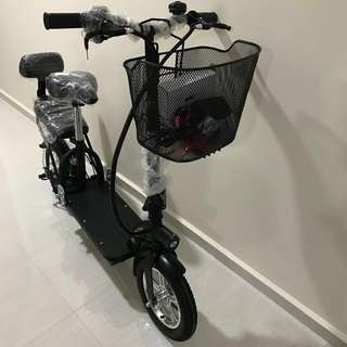 Mobot lancer electric scooter