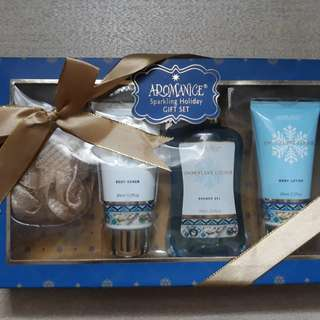 Aromanice Gift Set