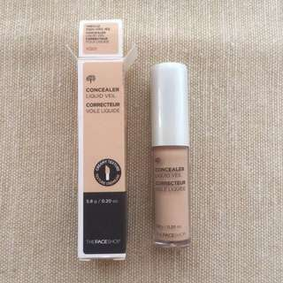 Concealer Liquid Veil (From TheFaceShop)