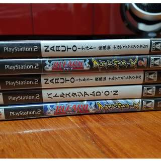 (PS2) Rare PS2 JP Games