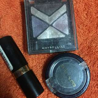 Beauty bundle - Revlon, Maybelline,Estee Lauder