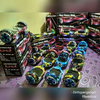 HOVERBOARD 6.5 INCH NEW PROMO CNY