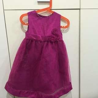 小女童澎澎紗裙洋裝