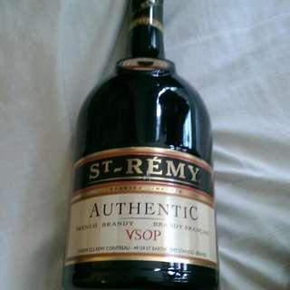 減價$200>$180 St Remy Vsop 1L