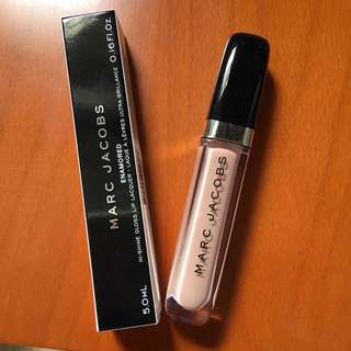 Marc Jacob's hi shine gloss lip lacquer #312 sugar sugar