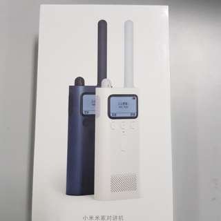 Xiaomi Mijia Bluetooth Walkie Talkie with FM radio ( 1 piece )