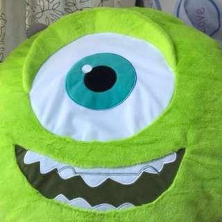 Mike wazowski GIGA Big plush toy soft toy from Japan Disney Pixar 55cm Toreba