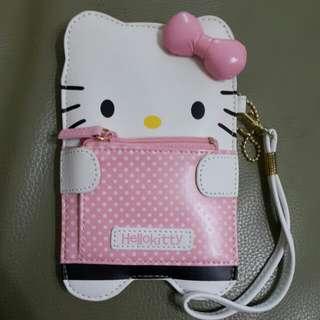 🚚 Hello Kitty 小波點手機袋