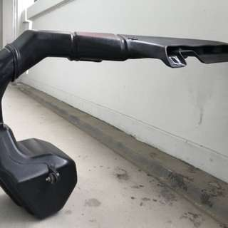 Subaru air duct and resonator