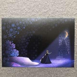 Disney Postcard Frozen
