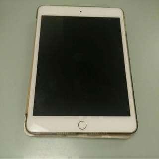 iPad Mini 4 Gold WIFI 64GB