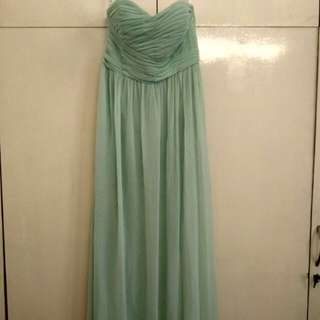 baju pesta/party dress/long dress