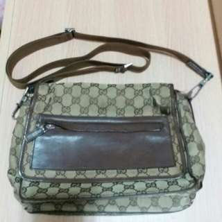 Gucci authentic 2用袋 shoulder & crossbody bag 傾咩斜咩