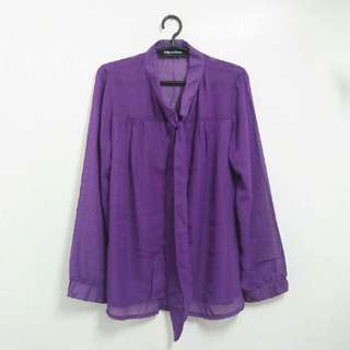 Violet Long Sleeves