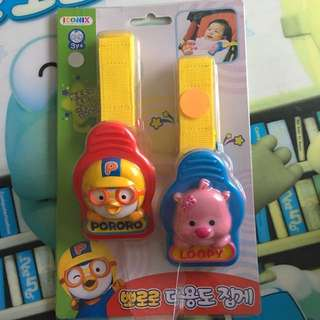Pororo and Loopy clips
