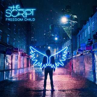 The Script - Freedom Child VINYL RECORD