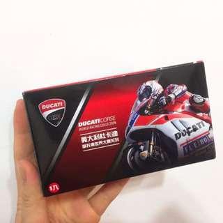 🚚 🇮🇹7-11 義大利杜卡迪摩托車世界大賽系列 10號 Desmosedici GP 2016 711集點