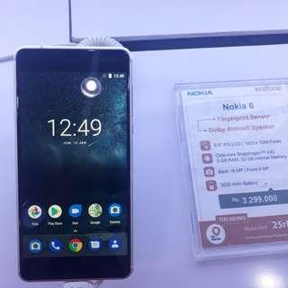 Kredit Nokia 6 Tanpa Cc Proses Cepat