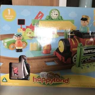 HappyLand Train