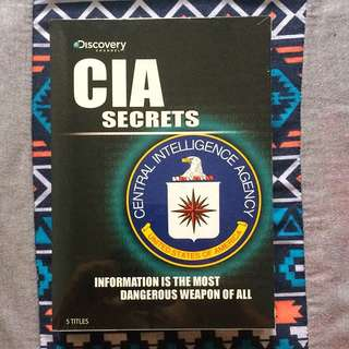 Discovery Channel: CIA Secrets