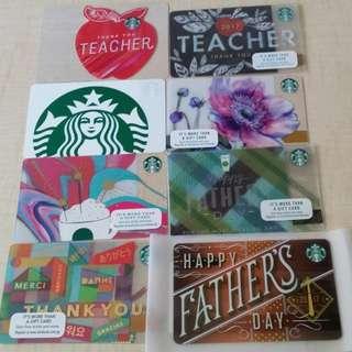 Starbuck Cards
