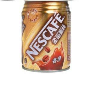 雀巢香滑咖啡250ml X 48罐