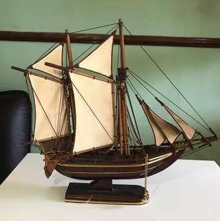 Sailing ship vintage