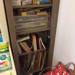 IKEA HENMES 書櫃