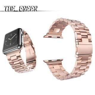 Instock New style : Apple iwatch rose gold stainless steel