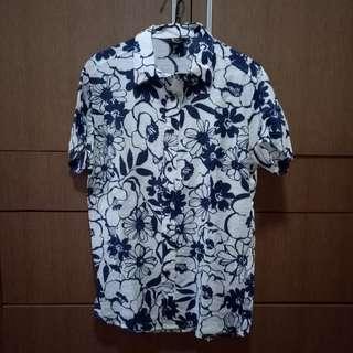 Hawaiian Polo Shirt