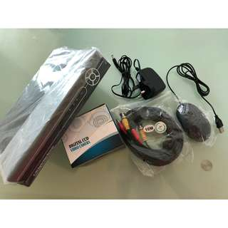 CCTV Set w Dome Camera