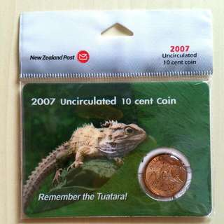 New Zealand Coin Collectable