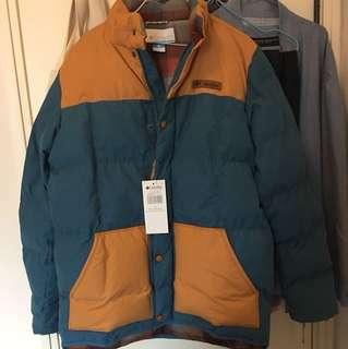 Columbia Japan Line Padded Jacket Men New