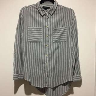Striped Button Up (6)