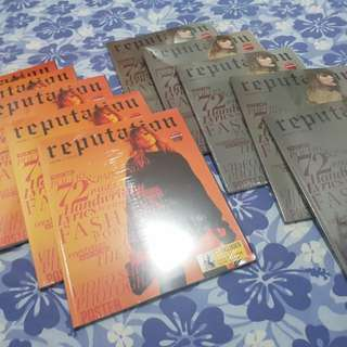 Taylor Swift Reputation Magazine CD 1.8K each