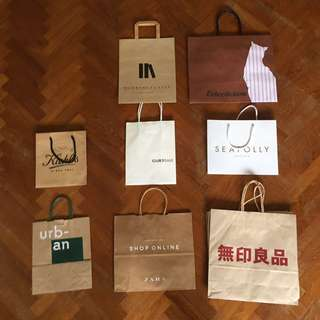 FREE PAPER BAGS