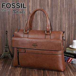 Bag Office Fossil