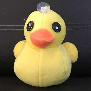 Yellow Duck Stuffed Toy