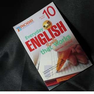 Grade 10 English Grammar Textbook