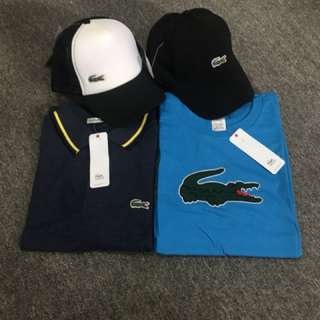 Lacoste Combo 2